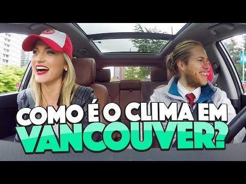 Como é o clima em Vancouver: primavera, verão, outono e inverno