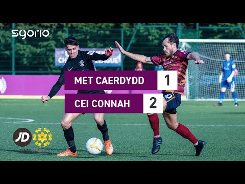 Cardiff Metropolitan Connahs Q. Goals And Highlights