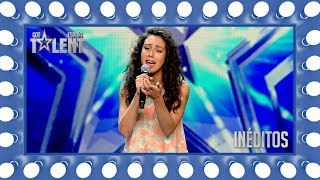 Esta joven se atreve a cantar un temazo de Alejandro Sanz | Inéditos | Got Talent España 2018