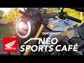 Мотоцикл Honda Cb650r Neo Sports Cafe 2019   Обзор Омоймот