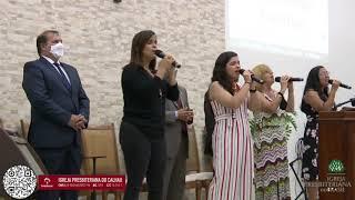 Culto de Adoração - 24/01/2021 - Igreja Presbiteriana do Calhau
