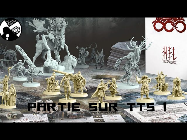 Hel the last saga - partie TTS :  chant 1 - 2eme scénario