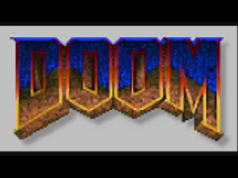 Doom e1m1 music fm synth SB16 'emu' soundfont