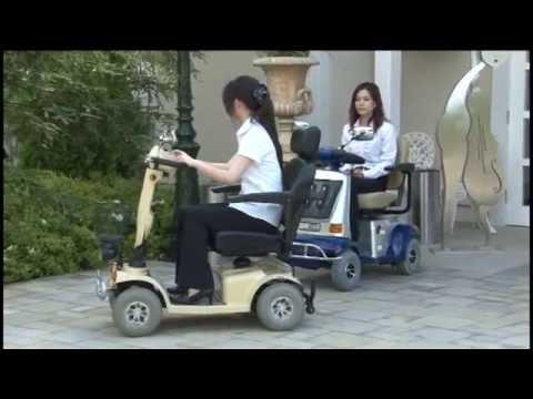 電動シニアカー パセリ・パセリ2 電動ミニカーパセリ・パセリ2のご紹介です。