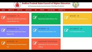 AP EAMCET Hall Tickets 2019 | How To Download EAMCET Hall Ticket