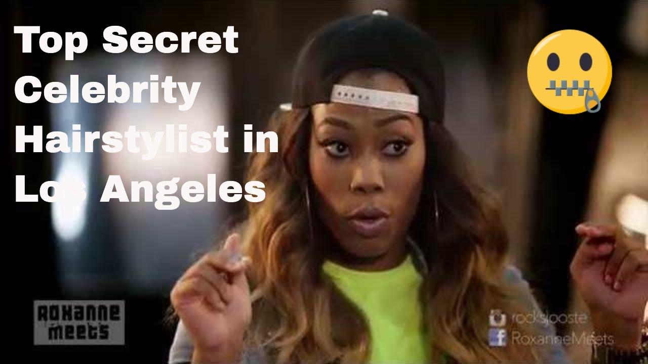 Celebrity Hairstylisthollywoods Secret Talks Installing Maintaining