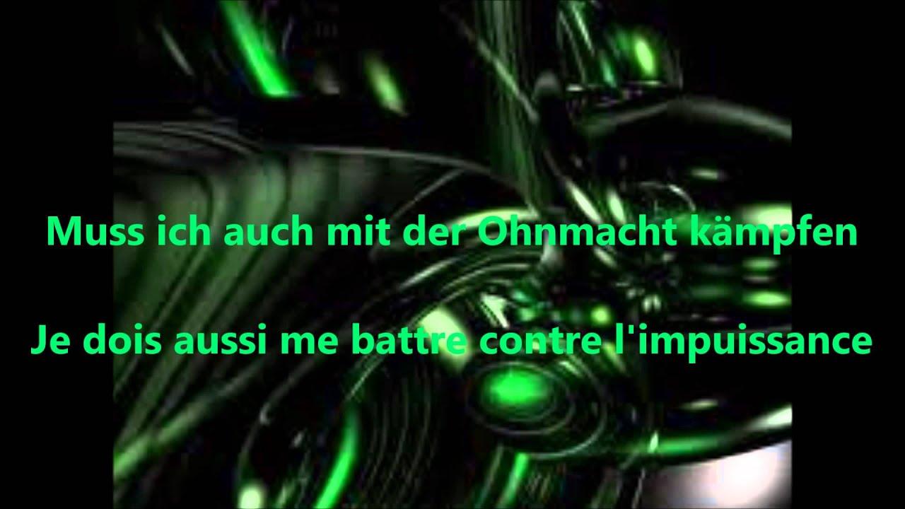 rammstein mein teil lyrics