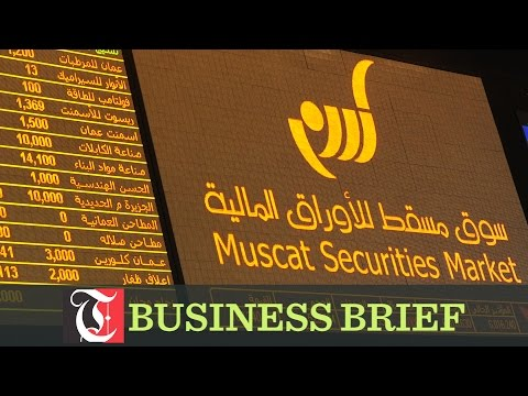 Oman's benchmark MSM index ends lower