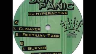 Dj Hyperactive - Reptilian Tank