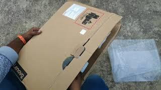 Lenovo IdeaPad S540 15 inch Unboxing