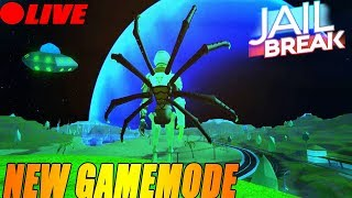 🔴ROBLOX JAILBREAK NEW GAME MODE!! ALIENS INFECTION COMING OUT!!| Roblox Live Stream🔴