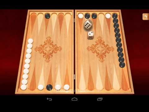 Нарды game for Android