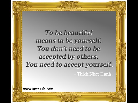 How To Love and Accept Yourself
