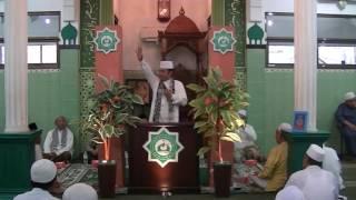 Ust. Syauqi Bin KH Zainuddin MZ | Isra' Mi'raj 1438 H
