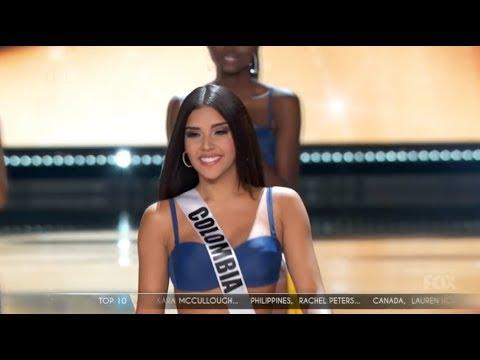 Laura Gonzalez First Runner Up Miss Universe 2017 - Full Performance HD
