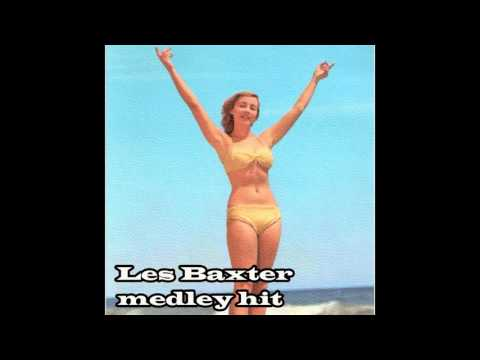 Les Baxter - Teen Drums Medley: Ting Ting Ting / Brazil Nuts / Take One / Boomada / Uncle Tom Tom /