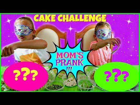 CAKE CHALLENGE - Magic Box Toys Collector
