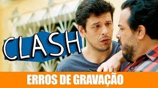 Vídeo - Erros de Gravação – Clash