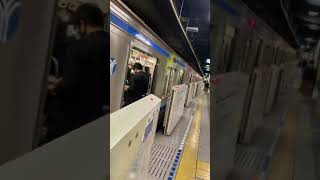No.185 日本の鉄道 横浜市営地下鉄 新横浜駅