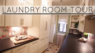 My Dream Laundry Room Tour