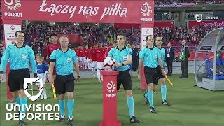 Polonia 2-3 Portugal - GOLES Y RESUMEN – Grupo 3 UEFA Nations League