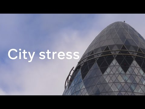 City Stress: The Health Risk To Bankers