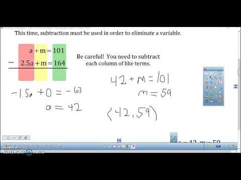 D4: Elimination Method