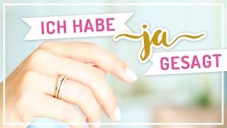 HOCHZEIT – Ja, ich habe geheiratet! 💍 #TypischSissi