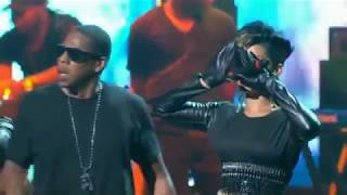 Video Jay Z ft  Rihanna & Kanye West   Run This Town Live Performance download MP3, 3GP, MP4, WEBM, AVI, FLV Juni 2018