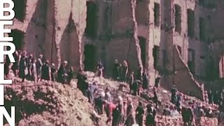 Berlin and Potsdam 1945 - aftermath (HD 1080p color footage)(Selection of unique HD footage - partly unpublished Subscribe to BERLIN CHANNEL: https://goo.gl/Ppmmk2 After the end of the Nazi regime and the ..., 2015-05-04T14:00:01.000Z)