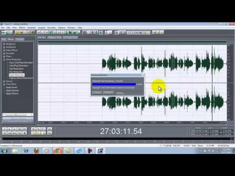 CĐ thuc hanh FPT-SyntPS01337-huong dan thu am va mix nhac bang Adobe Audition 1.5