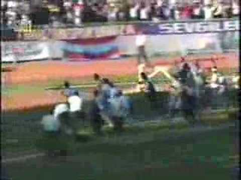 Trabzonspor:1-0 Barcelona