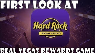 Hard Rock Soical Casino Mobile Game