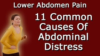 Why Do I Have Lower Abdomen Pain 11 Common Causes Of Abdominal Distress