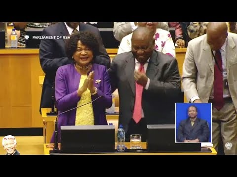 Cyril Ramaphosa Elected As President Of South Africa