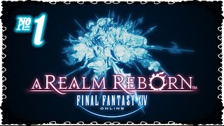 Final Fantasy XIV: A Realm Reborn - Episode 1 (Character Creation)