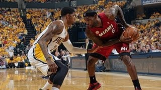 Paul George outduels LeBron James in Game 6!