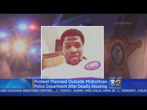 Fatal Police Shooting Of Black Security Guard Prompts Protest Rally