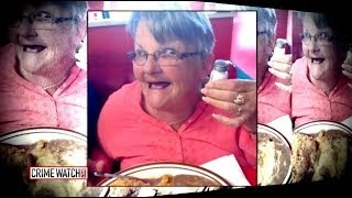 Grandma commits cold-blooded crime, then goes gambling