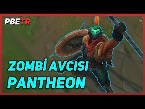 Zombi Avcısı Pantheon 2019 - Kostüm Tanıtımı | League of Legends