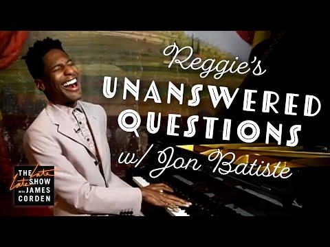 Reggie's Unanswered Questions w/ Jon Batiste