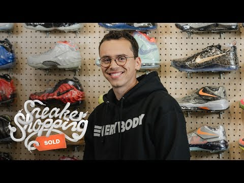Thumbnail: Logic Goes Sneaker Shopping With Complex