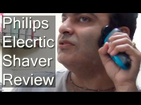 Philips Aquatouch Wet And Dry Shaver Review And Comparison With Conventional Razor Blade