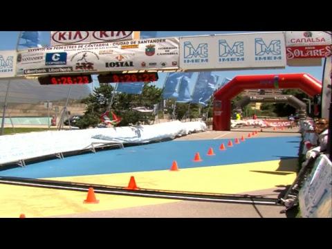 Celebrada la XXXII Edicion de los 100 Km de Santander