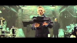 Spectre: Q's Lab Movie Clip - Daniel Craig, James Bond 007