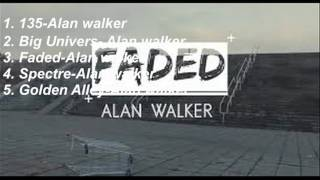 Top 5 Faded-Alan Walker ( VN music)