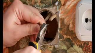 Как поменять выключатель?(В этом видео я рассказываю о том, как поменять двухклавишный выключатель. Приятного просмотра., 2010-06-18T16:20:15.000Z)