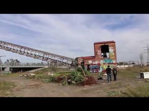 ABANDONED- Yarraville bradmill