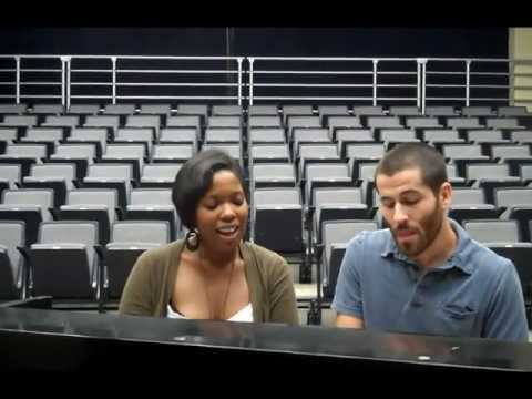Brandy and Monica - It all Belongs to Me - Cover by Chad Robin & Samantha James