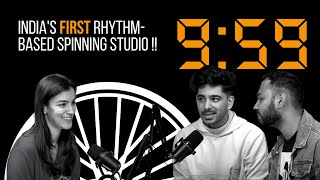 India's First Rhythm Based Spinning Studio